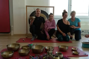 Yoga & Klangschale 10-2017